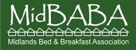 Brevisbrook is a member of the MIDLANDS BED & BREAKFAST ASSOCIATION